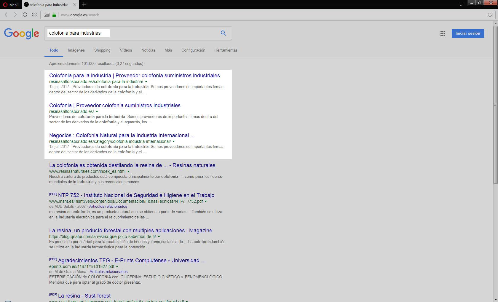 google-seo-pant-colofonia