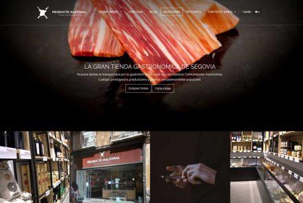 Producto-Nacional.es : Super SEO Eshop & Blog